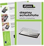 dipos 2X Matte Schutzfolie kompatibel mit Philips EP5345/10 Tropfblech I Kaffeevollautomaten I...