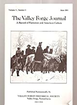 The Valley Forge Journal: A Record of Patriotism and American Culture: December 1991 (Volume V, Number 4)