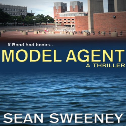 Model Agent audiobook cover art
