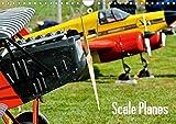 Scale Planes / UK-Version (Wall Calendar 2021 DIN A4 Landscape)