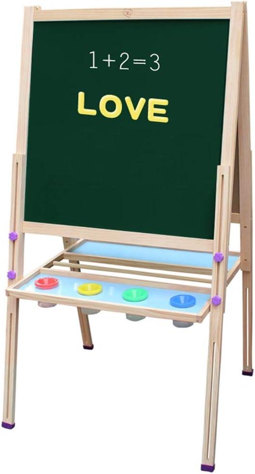 LIANGJUN Drawing Writing Boards Message Board Chalkboards Double