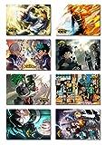 My Hero Academia Poster - Japan Anime MHA Poster HD Anime