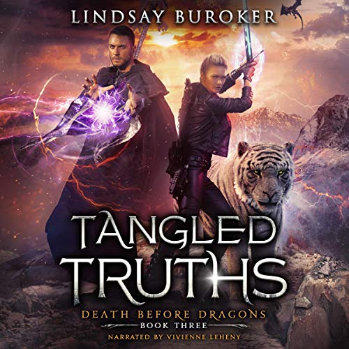 Tangled Truths: An Urban Fantasy Dragon Series cover art