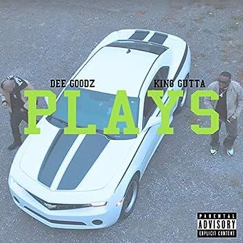 Plays (feat. King Gutta)
