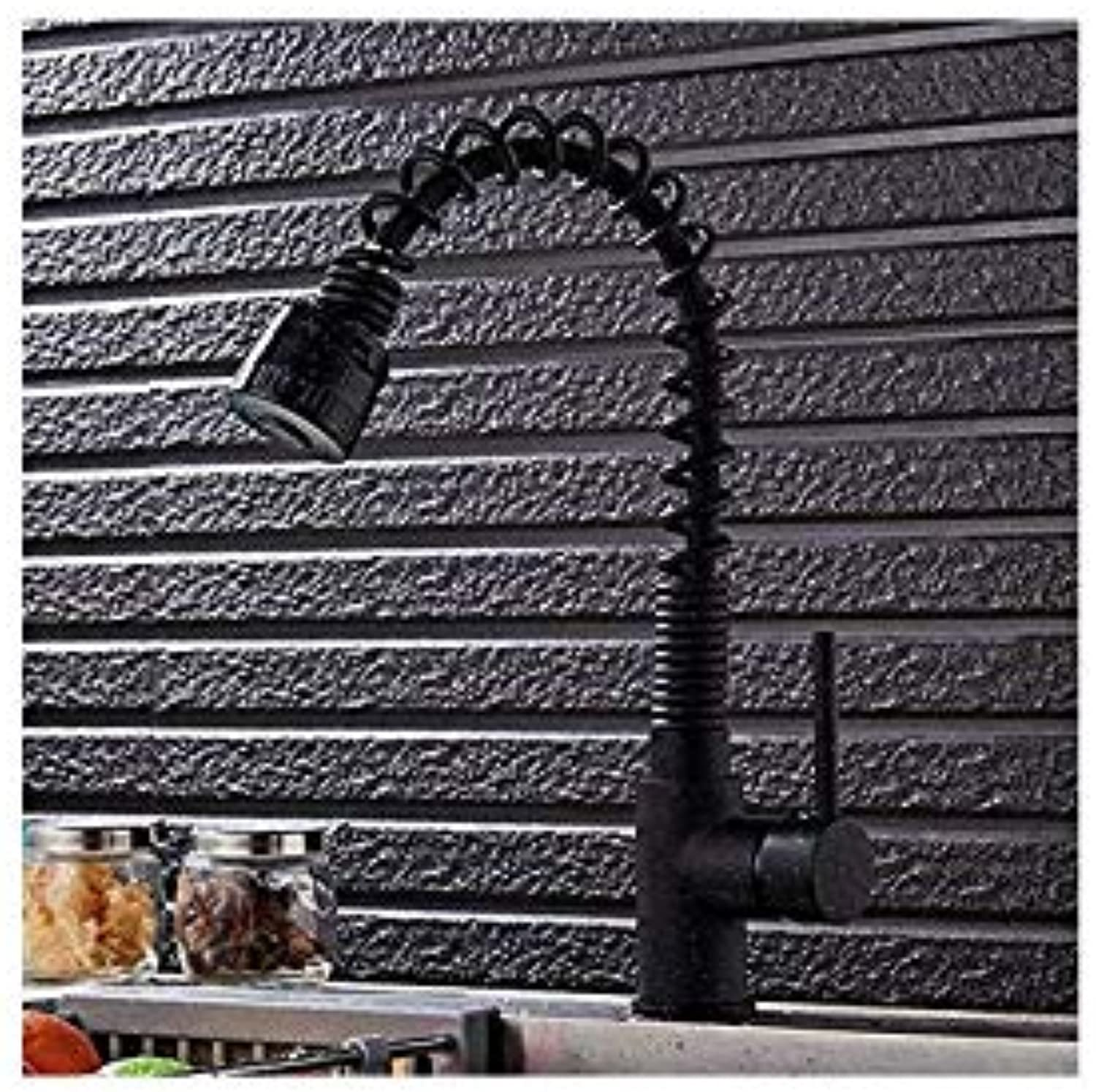 Water Taptaps Faucet Kitchen Sink Sink Kitchen Pull-Out Faucet Spring Sink Sink Hot and Cold Water Faucet