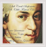 Litaniae Lauretanae & Other Mozart Works