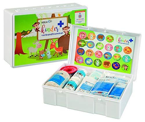 HEKA - Tambor de vendaje para niños