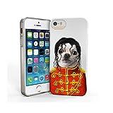 【PETS ROCK(ペッツロック)iPhone5s/5 カバー/Pop】ケース/スマホカバー/アーティスト/タッコーダ/アイフォン