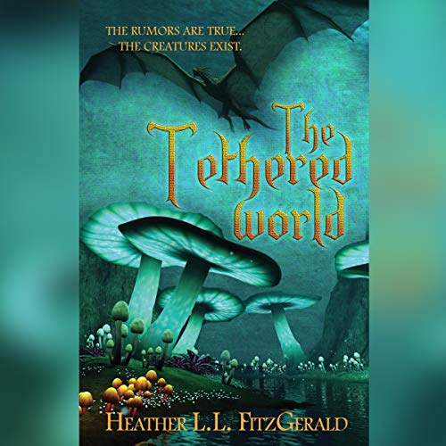 The Tethered World  By  cover art