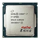 i7-6700k i7 6700K i7 6700 K 4.0 GHz Quad-Core Eight-Thread 65w CPU Processor LGA 1151