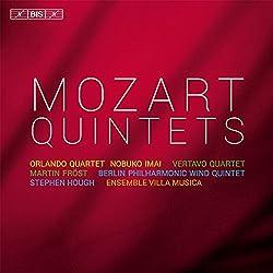 WA Mozart Quintets 4/2