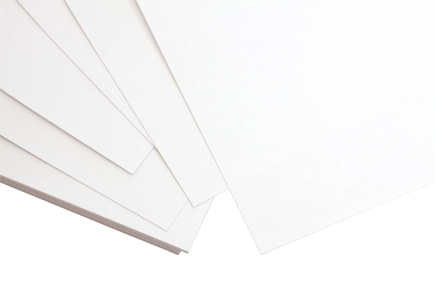 Jack Richeson 100802 60# Bulk Drawing Paper 12x18 800 Sheets