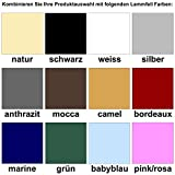 Engel Reitsport Lammfell Satteldecke Stoff moccabraun Fell med. (Sadek 2) farbenfroh: mit 12 Lammfell Farben kombinierbar! Dressur (D)
