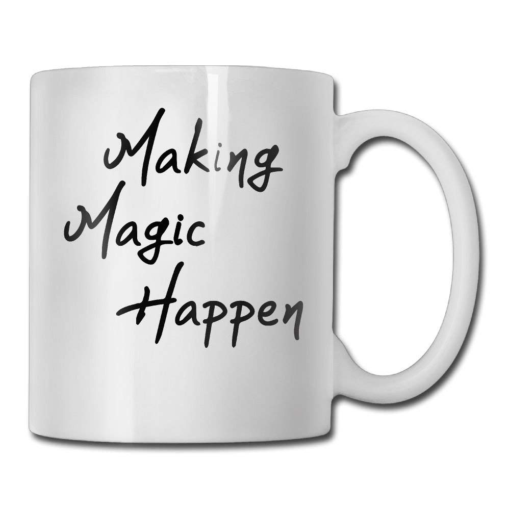 Making Magic Happen Gifts Printed Coffee Buy Online In Cambodia At Desertcart