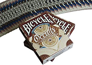 MMS Occult Deck (Bicycle) by Gambler's Warehouse - Trick by M & M's