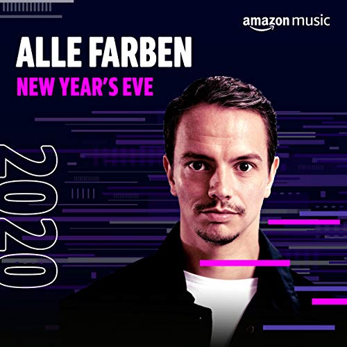Alle Farben New Year's Eve