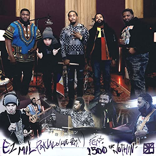Panalo (Live / Remix) [feat. 1500 or Nothin]