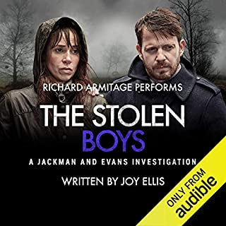 The Stolen Boys cover art