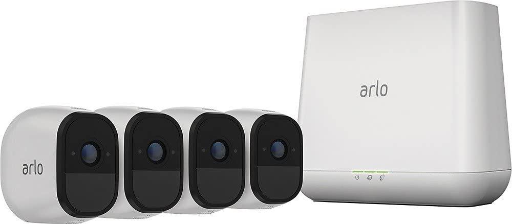 Max 46% OFF Trust Arlo Pro VMS4430 Indoor Outdoor HD Wire System Security wit Free