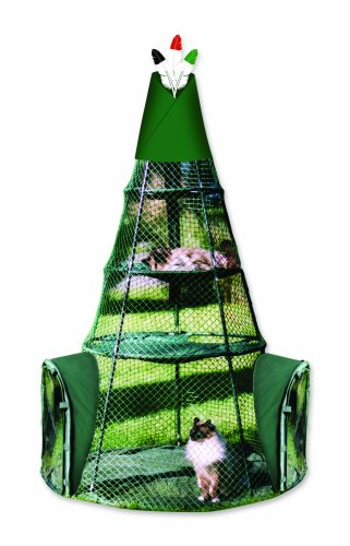 Kittywalk Systems Cat Teepee | Chewy