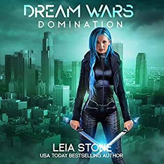 Dream Wars: Domination                   By:                                                                                                                                 Leia Stone                               Narrated by:                                                                                                                                 Vanessa Moyen                      Length: 4 hrs and 50 mins     1 rating     Overall 5.0