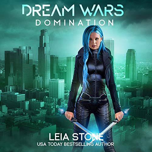 Page de couverture de Dream Wars: Domination