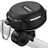 Golf Cart Speaker with Mount, Kemimoto Portable Bluetooth Speaker for Golf Cart, Bike, Scooter, E-Bike Compatible with EZGO Club Car Water-Resistant Wireless Speaker