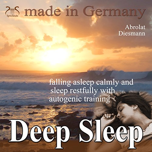 Deep sleep - falling asleep calmly and sleep restfully with autogenic training Titelbild