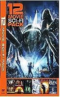 12 Film Sci-fi Pack