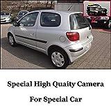 QWERQF 車の反転画像カメラナイトビジョン専用リアビューバックCAM,TOYOTA Vizi Echo Yaris XP10ハッチバック1999〜2005