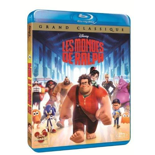 Les Mondes de Ralph [Francia] [Blu-ray]