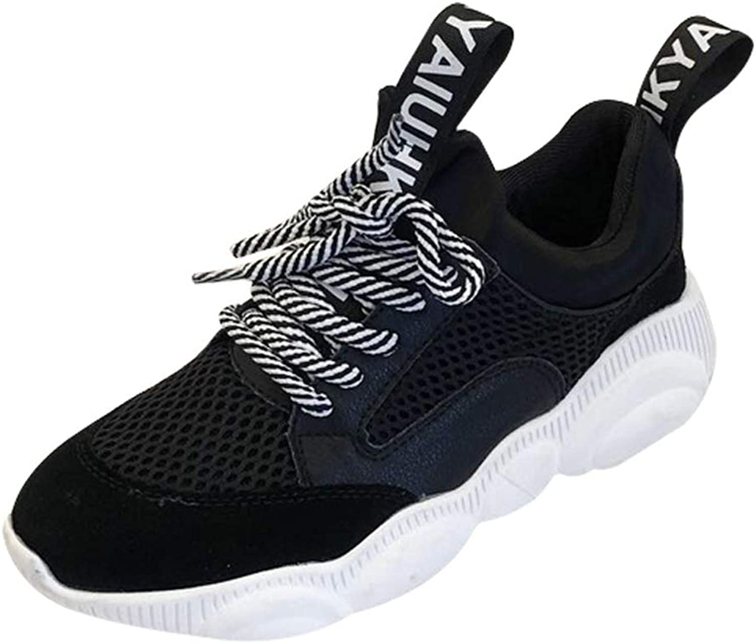 Women's Fashion Breathable Sneakers Casual Lightweight Running shoes for Walking