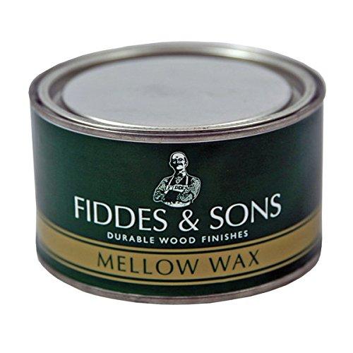 Fiddes - Mellow Möbel- und Holzwachs, 400 ml, leicht