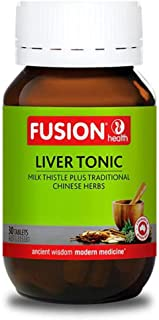 Liver Tonic 60 Tablets by Fusion Health
