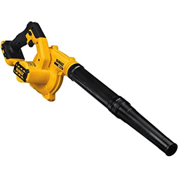 DEWALT 20V MAX Blower for Jobsite, Compact, Tool Only (DCE100B)