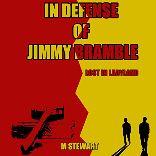 In Defense of Jimmy Bramble audiobook cover art