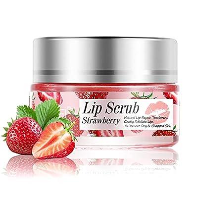 Lip Scrub Strawberry Sugar