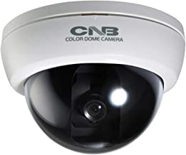 Security Camera Indoor Wired 960H Analog Dome Camera 700 TVL 3.6mm Fixed Lens - Commercial Grade Professional Surveillance...