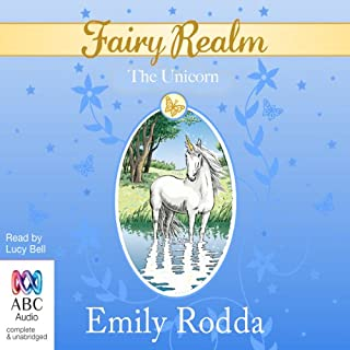 The Unicorn audiobook cover art