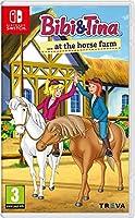 Bibi & Tina at the Horse Farm (Nintendo Switch) (輸入版)