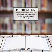 耐久性のある写真ホルダー美しいフォトアルバム旅行のための素晴らしい贈り物(Sika deer)