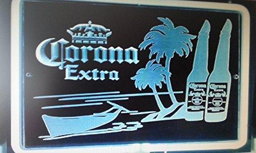 Corona Extra NEON 3D Neonschild LED Neu Schild Beer Bier
