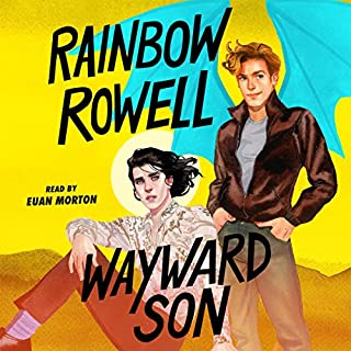 Page de couverture de Wayward Son