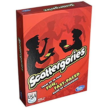 Hasbro Scattergories Game
