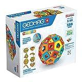 Geomag Supercolor Masterbox, Juego de Bloques de Construcción Magnéticos para Niños, Juguete Magnético, Colección Verde de Plástico 100% Reciclado, Edad 3-99, 388 Piezas