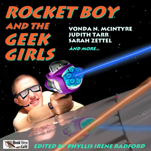 Rocket Boy and the Geek Girls Titelbild