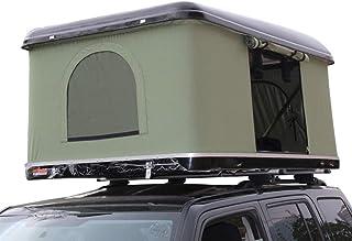 CARWORD ルーフ テント レンジャー オーバーランド 防水 クイックオープン 2 大人用 キャリングケース 簡単セット 車 トラック SUV キャンプ 旅行 モバイル用