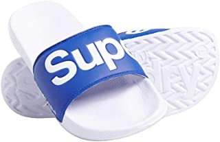 Superdry Pool Slide, Chaussons Mules Homme