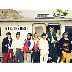 "BTS, THE BEST (初回限定盤B)(2CD+2DVD)"""