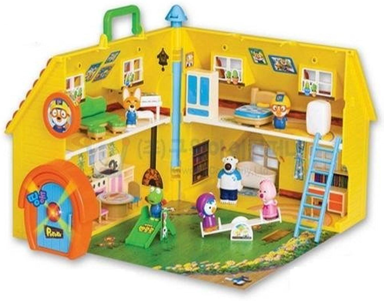 Korean Toy - Samjin International _ PGoldro House[002kr] by Samjin International